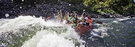 4, 5 or 6 Day Snake River Rafting Trips
