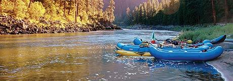 5 Day Main Salmon River Trip