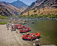 Hells Canyon on the Snake River