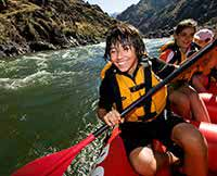 Lower Salmon River Rafting