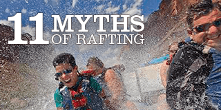 11 Myths of Whitewater Rafting Busted