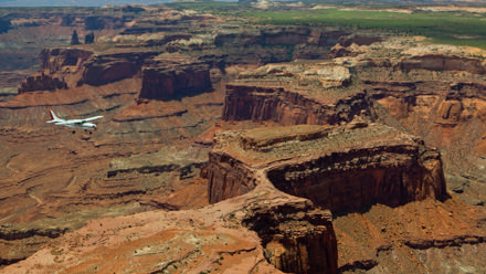 Canyonlands Flight
