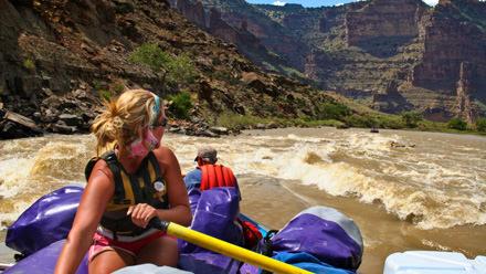 Green River through Desolation Canyon
