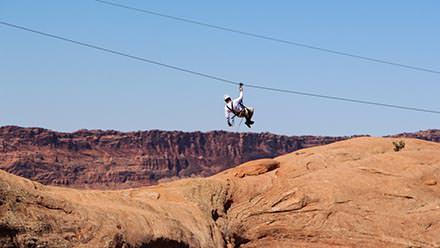 Moab Zipline Tours
