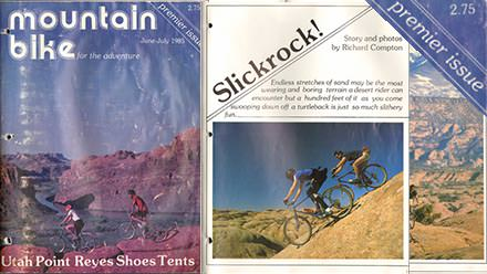 Mountain Biking history Moab, Utah