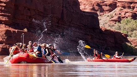Colorado River Rafting on the Daily