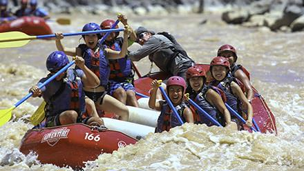 Colorado River Trip on Westwater