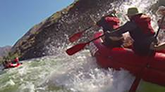 Hell's Canyon - Snake River Whitewater Rafting Vacation
