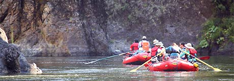 4 Day Rogue River Lodge to Lodge
