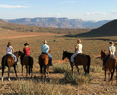 Grand Canyon 4 Day River & Ranch Tour