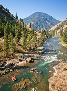 Idaho: Salmon and Snake Rivers