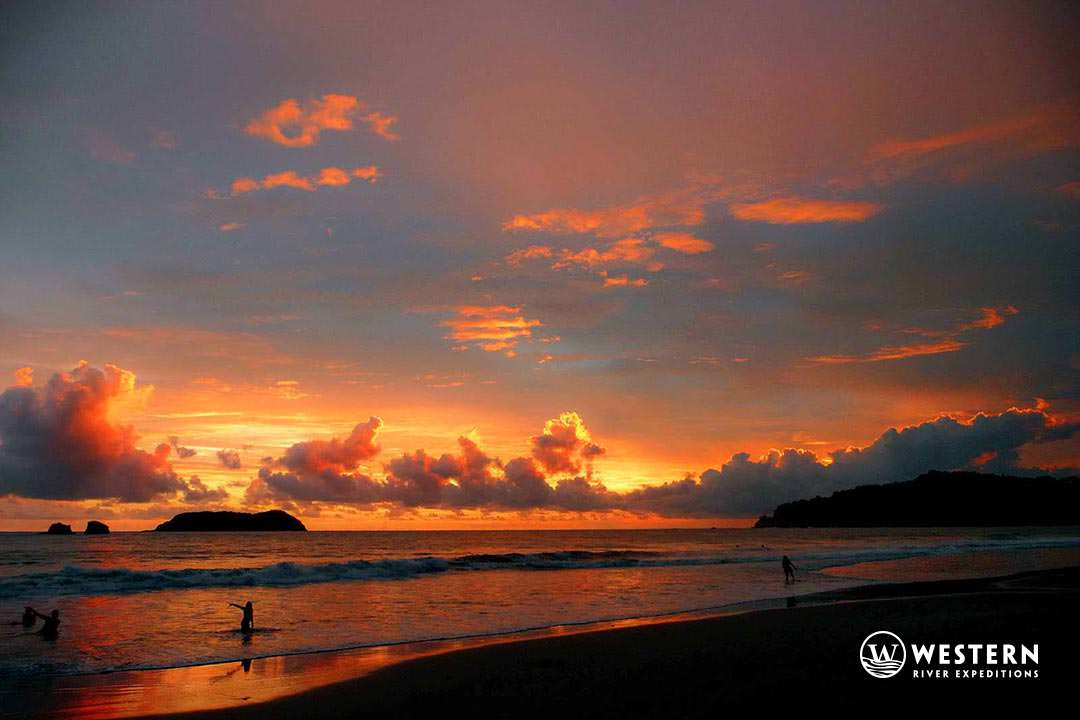 Costa Rica Vacation Package Manuel Antonio Sunset Surf
