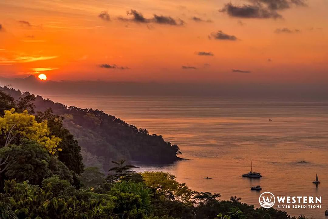Costa Rica Vacation Package Manuel Antonio Sunset