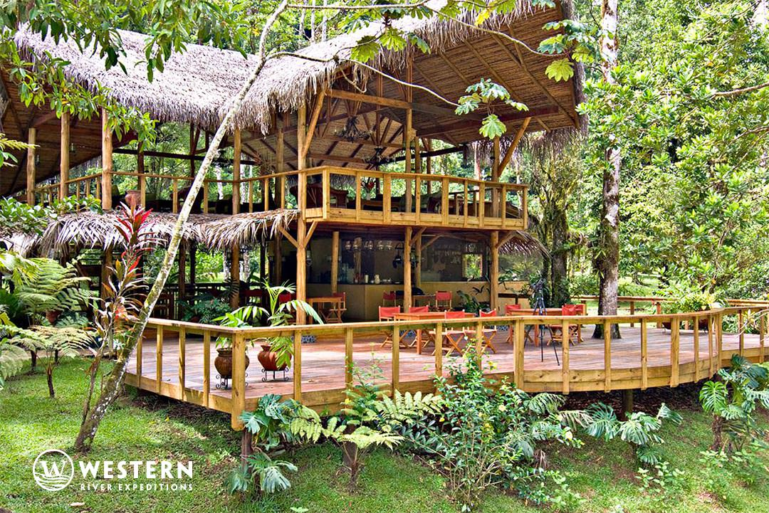 Costa Rica Vacation Package Pacuare Lodge Day