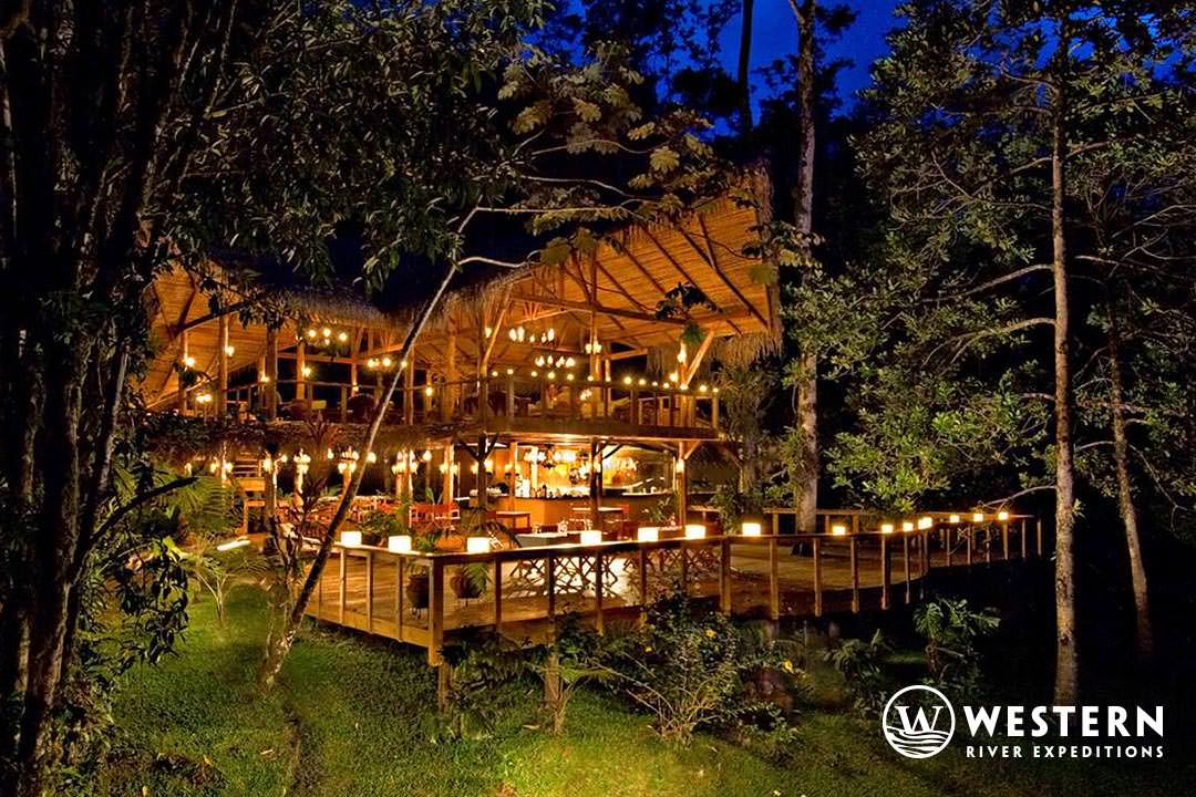 Costa Rica Vacation Package Pacuare Lodge Night
