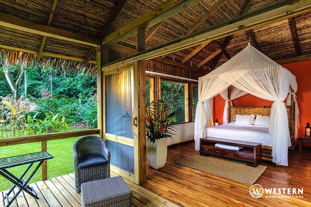 Costa Rica Vacation Package Pacuare Lodge Suite 2