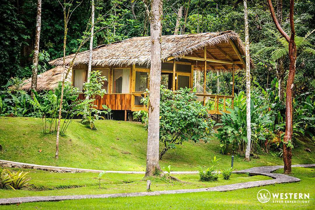Costa Rica Vacation Package Pacuare Lodge Suite Ext