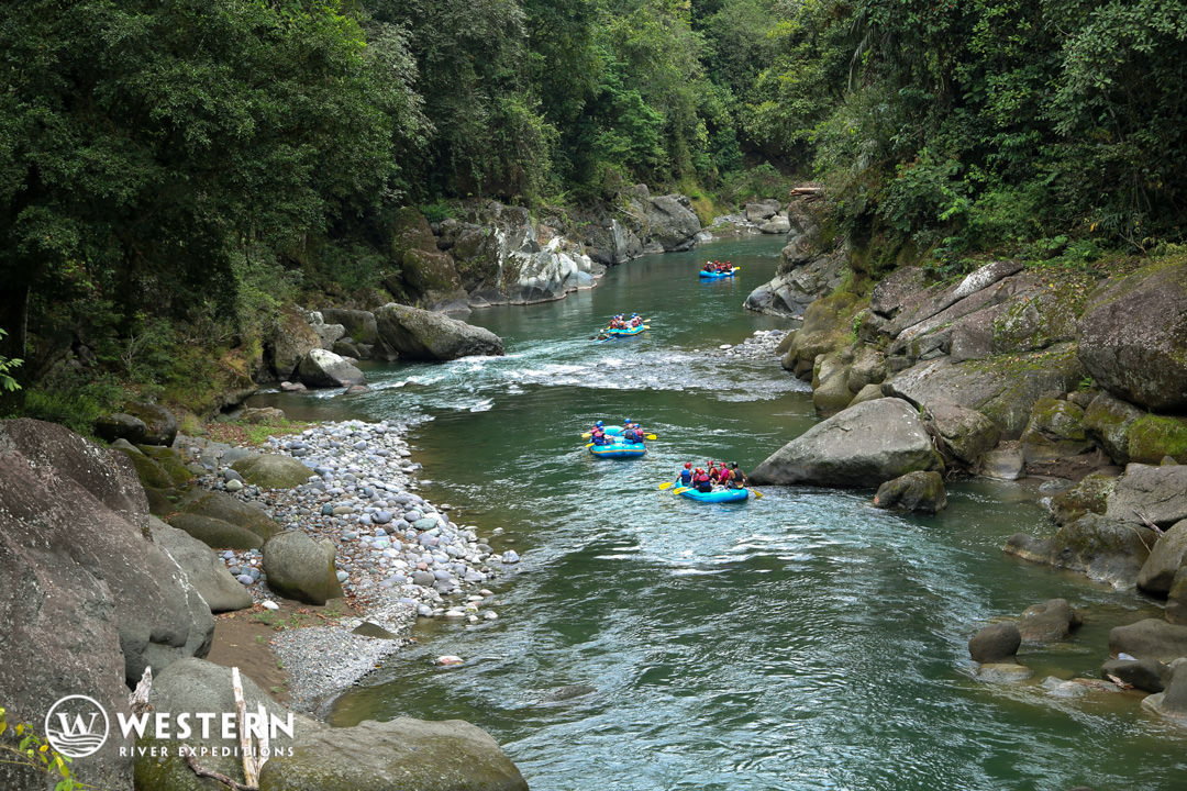 Costa Rica Vacation Package Rgorge Rafts