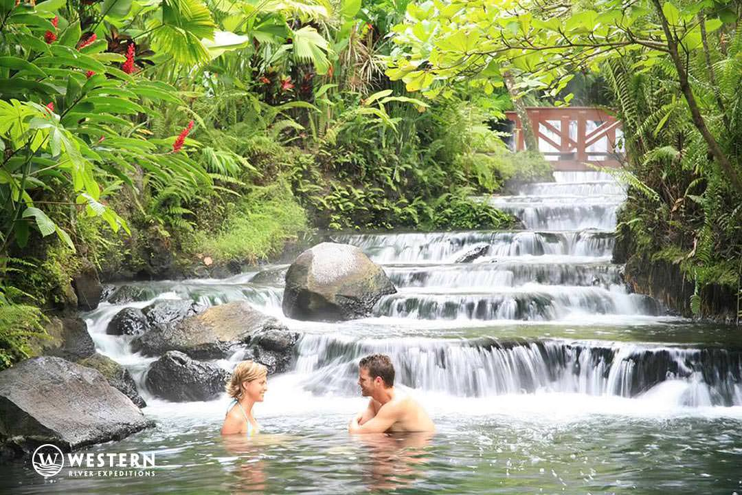 Costa Rica Vacation Package Tabacon Hot Springs