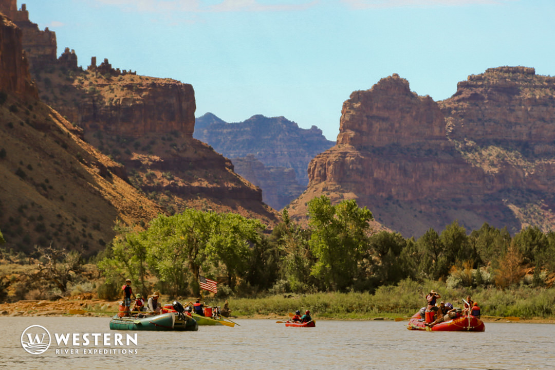 Desolation Canyon Utah Rafting America the Beautiful
