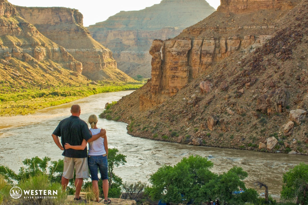 Desolation Canyon Utah Rafting Nefertiti Couple