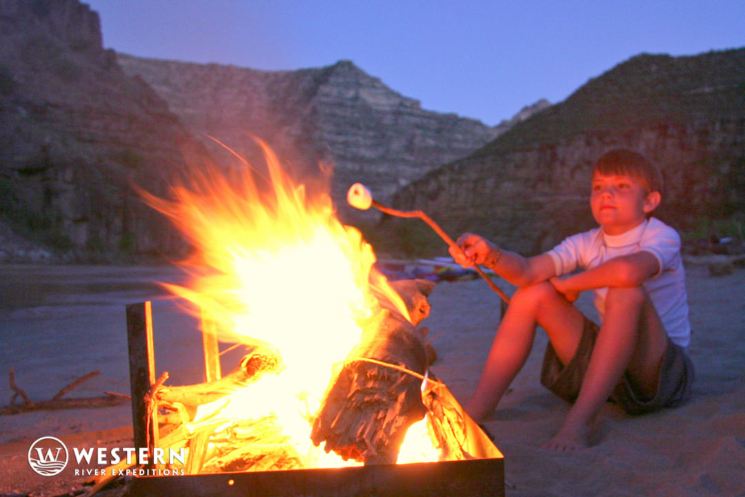 Desolation Canyon Utah Rafting Smores