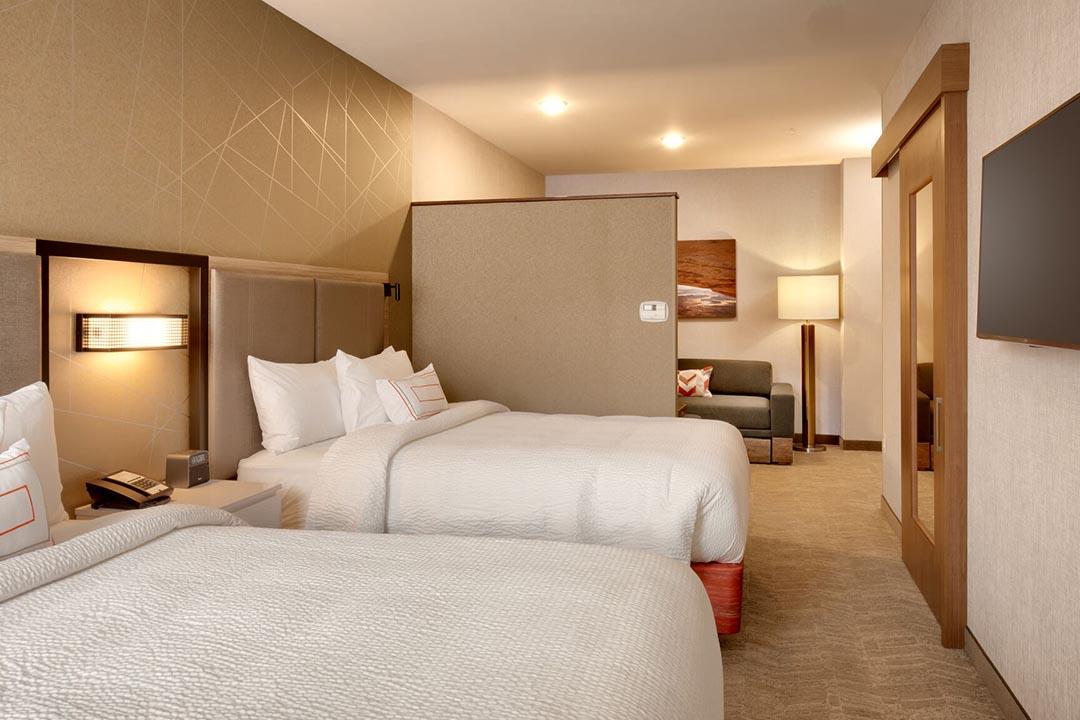 Moab Utah vacation Marriott Springhill lodging