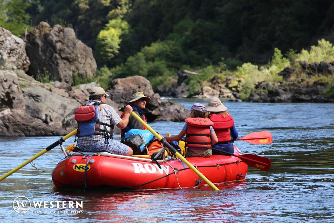 Rogue River Rafting 59