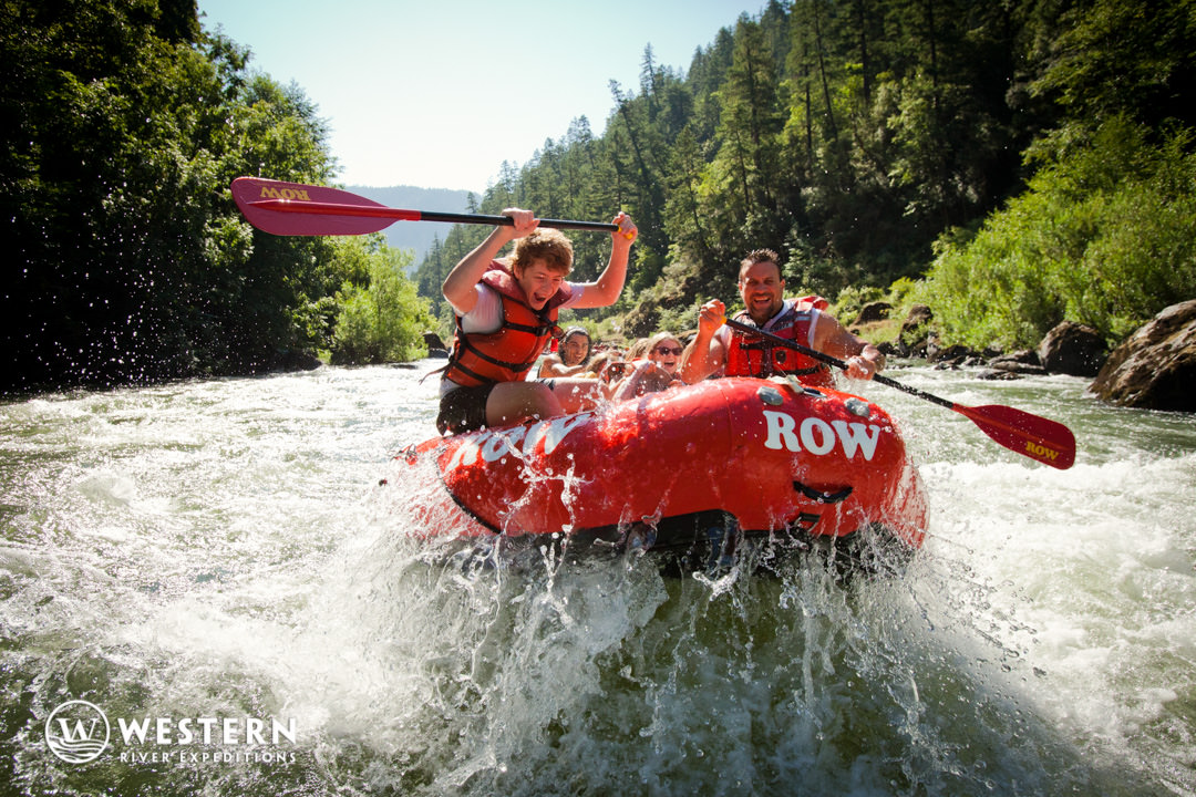 Rogue River Rafting Witewater