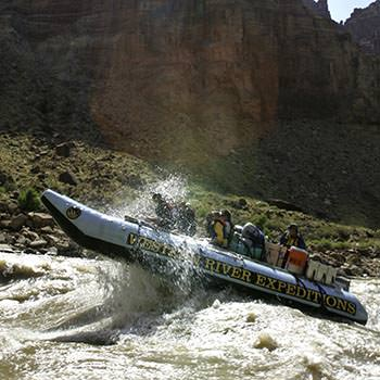 Cataract Canyon High-Speed Raft