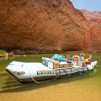 The Best Grand Canyon River Raft
