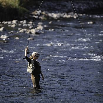 Fly Fishing on the Middle Fork Salmon River