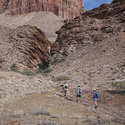 Hopi Salt Mines