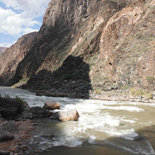 Horn Creek Rapids