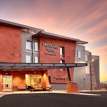 The Springhill Suites by Marriott
