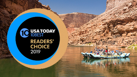 Reader's Choice USA Today Nomination: Vote Western River to the Top!