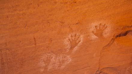 Cataract Canyon Anasazi High Fives