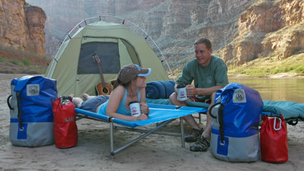 Cataract Canyon Camping Gear