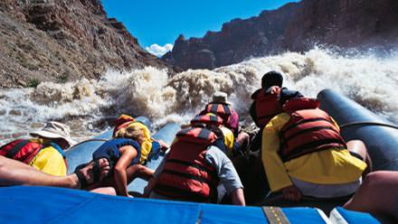 Cataract Canyon group trip