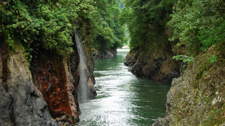 Costa Rica Vacation Package Gorge
