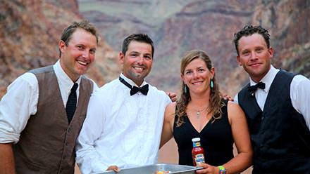 Grand Canyon Lower Guides Cocktails 2