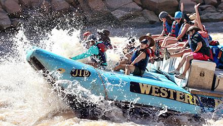 Grand Canyon Lower Jrig Splash 3