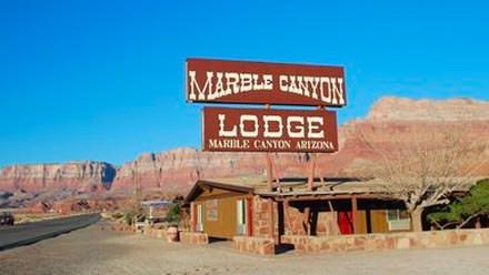 Meeting at Marble Canyon