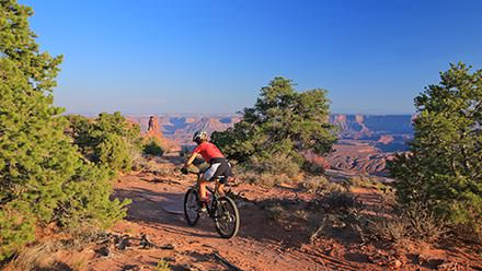 Moab Mountain Biking