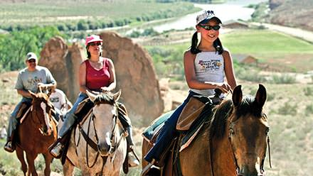 Moab Horseback Riding