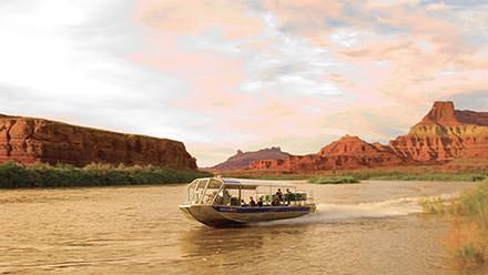 Moab Jetboat Tours