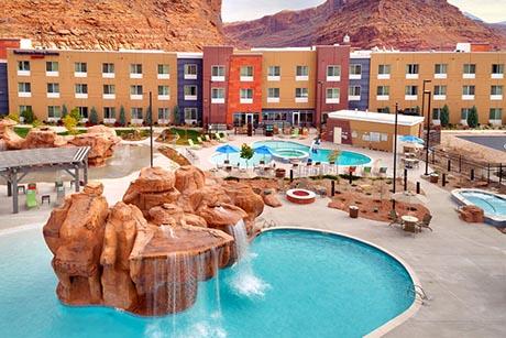 Marriott in Moab