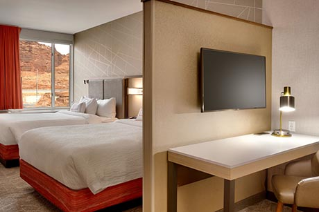 Moab Marriott Room