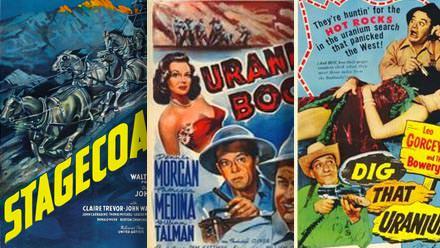 Moab Utah Mining Movies