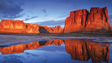 Arches National Park tour